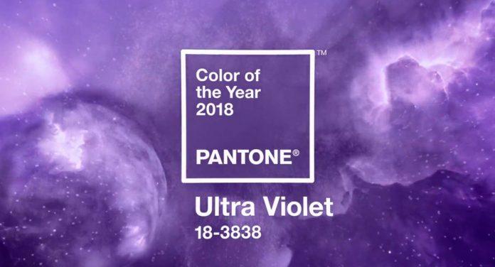 Pantone Farbe des Jahres 2018: Ultra Violet