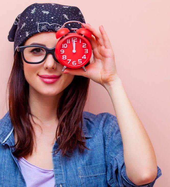 Wie du deine Zeit verlangsamen kannst
