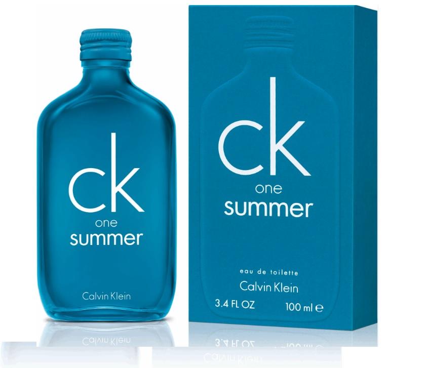 Calvin Klein - CK One Summer 2018