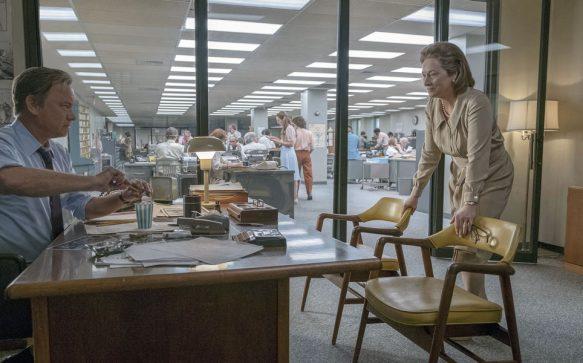 Die Verlegerin – Spielbergs aktueller Film über den ersten Leak der Pressegeschichte