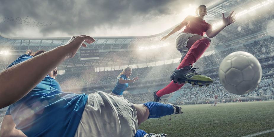 Frauen Fußball Bundesliga mit dem Telekom Sportpaket