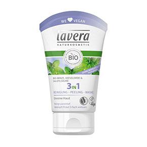 LAVERA - 3in1 Reinigung Peeling Maske