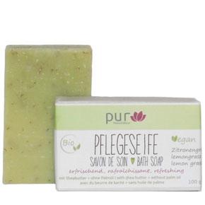 Manufaktur Pur - Bio Natur-Olivenölseife