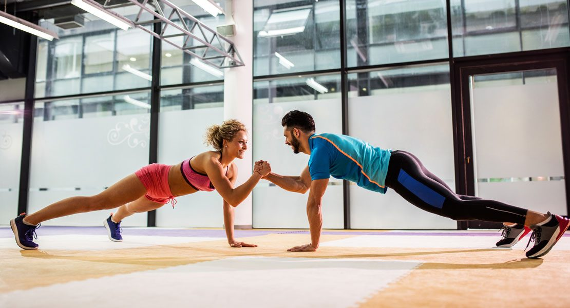 Fit zu zweit: Das perfekte Partner-Workout