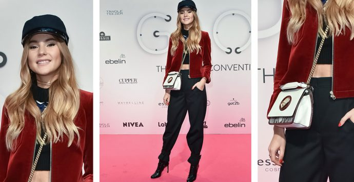 Star Style of the Month: Stefanie Giesinger