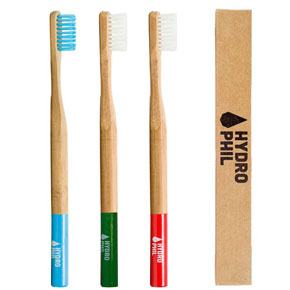 Hydrophil - Bambus Zahnbürstensparset