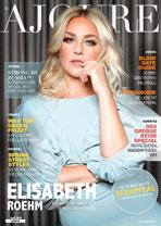 AJOURE´ Cover Monat April 2018