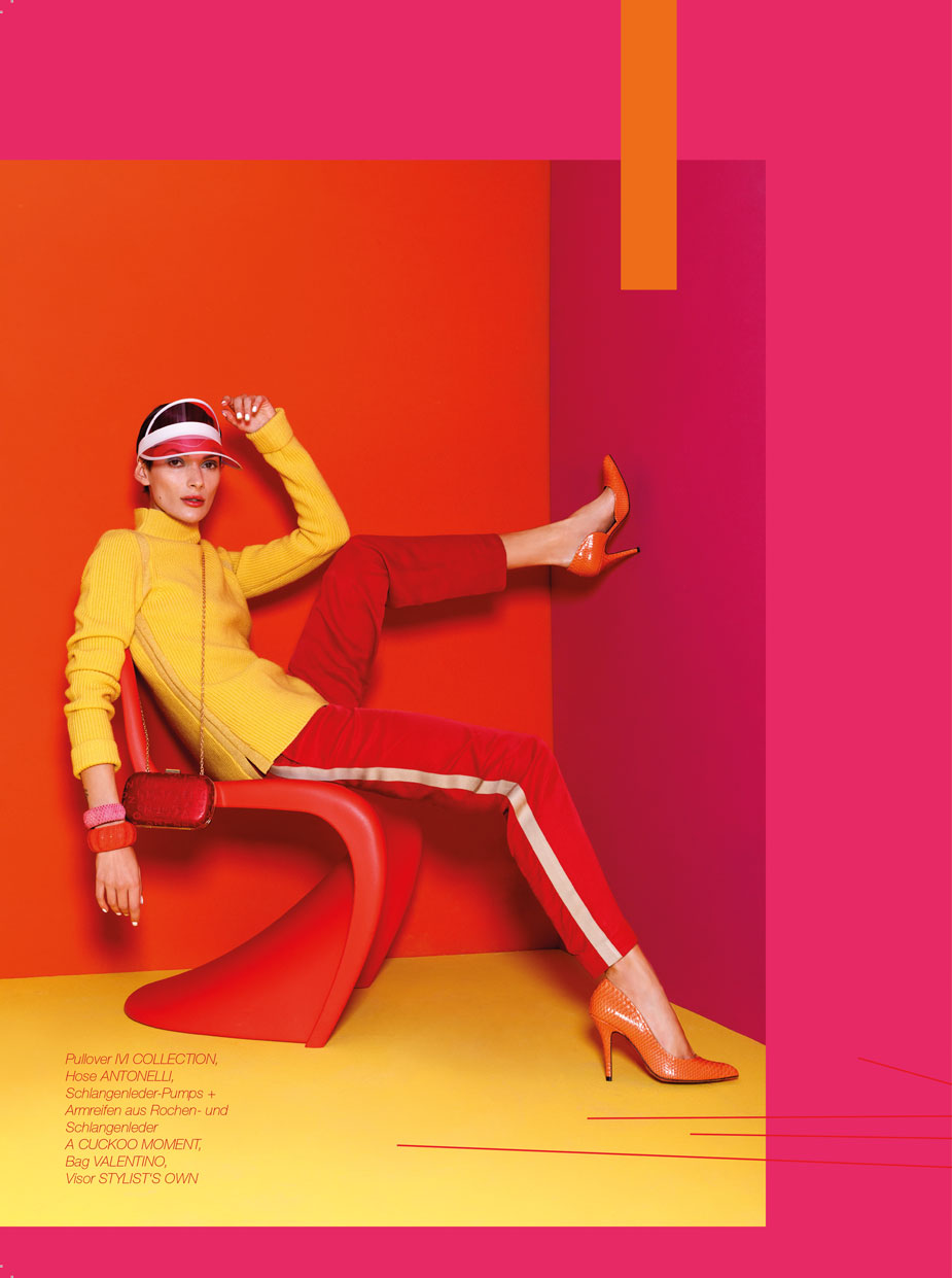 Editorial Color me up