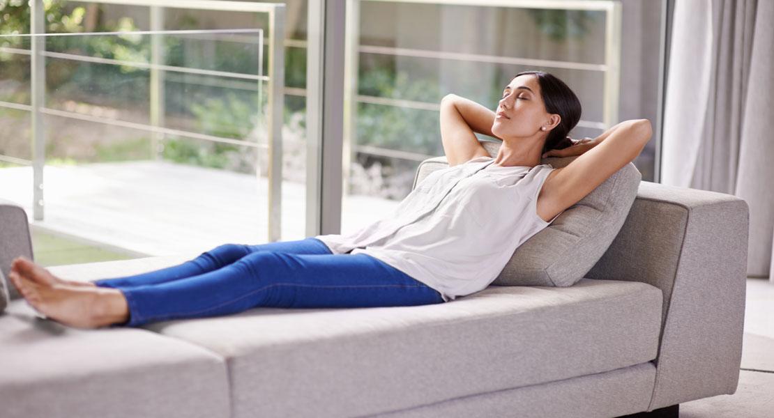 Abnehmen zu Hause mit Hypnose zum Schlafen