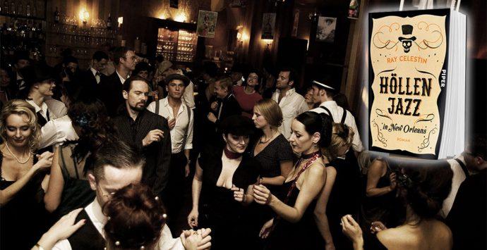 Gewinne eine Reise in die 20er Jahre zum Release von Höllenjazz in New Orleans
