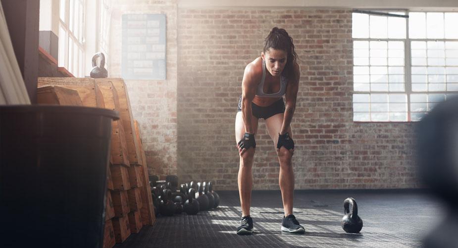 Muskelaufbau für Frauen