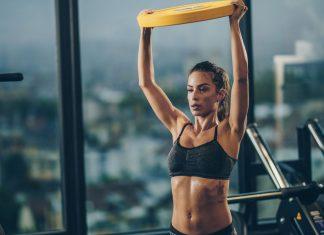 Muskelaufbau für Frauen - Durch Krafttraining straff und sexy