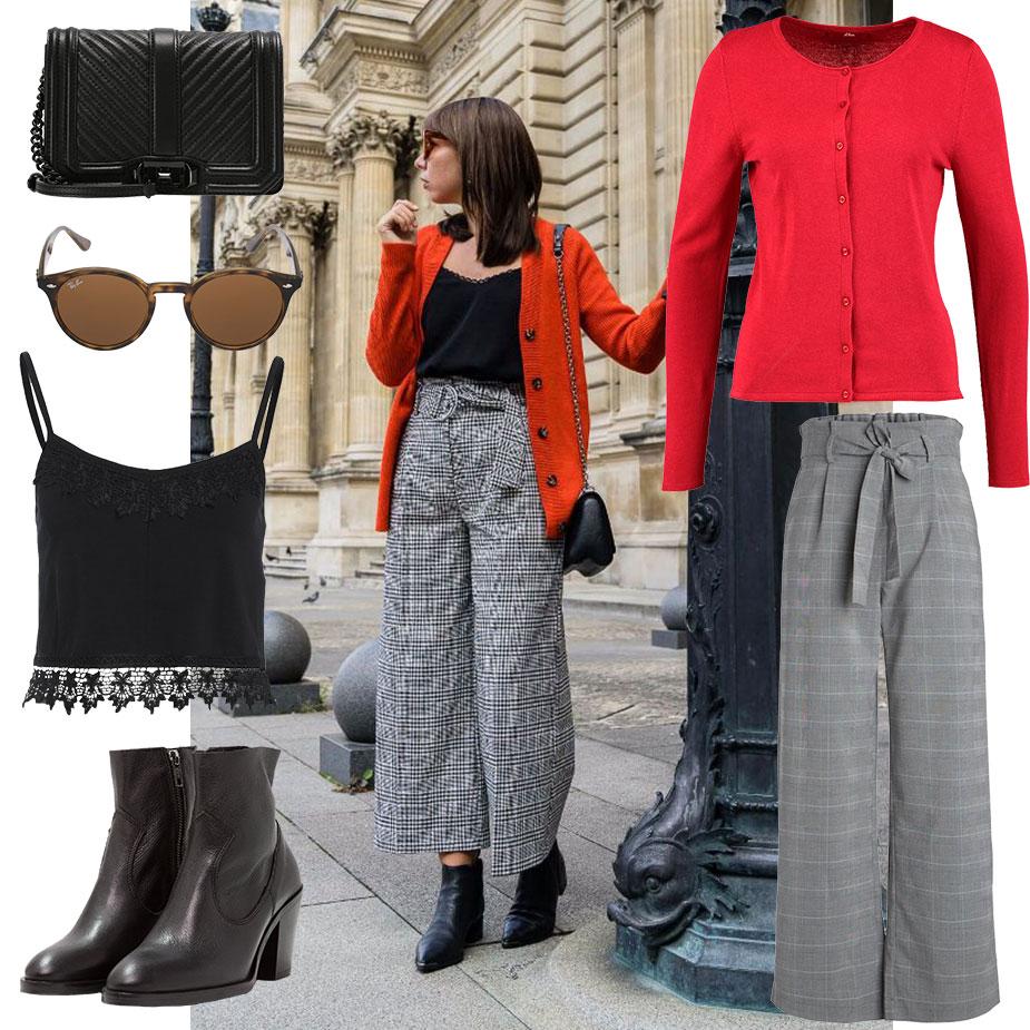 Street Style Frühling Look 3