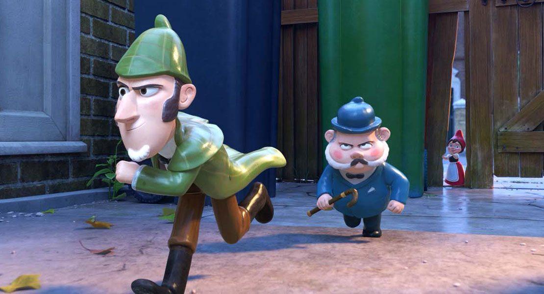 Gewinne zum Kinostart von Sherlock Gnomes ein Paar TrailFit-Schuhe von KEEN!