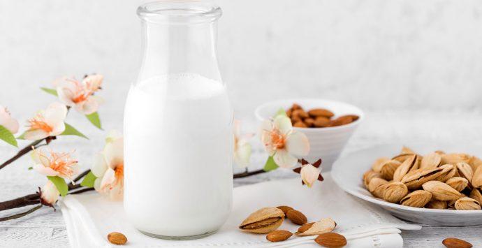 Mandelmilch:  Darum lohnt sich der Griff zur veganen Alternative
