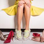 Welche Schuhe zu welchem Outfit?