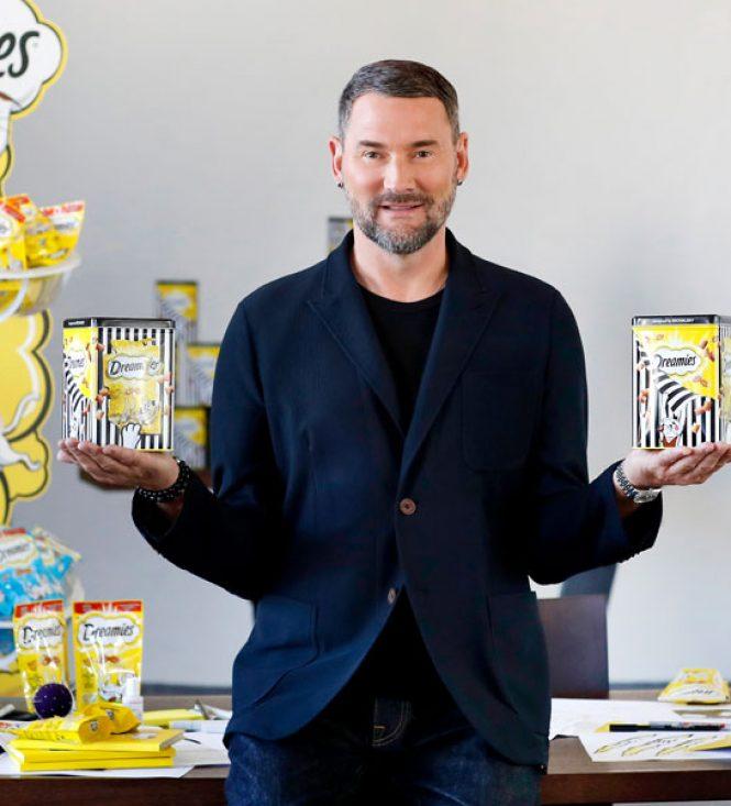 Michael Michalsky: Ein Designer in der Katzen-Branche
