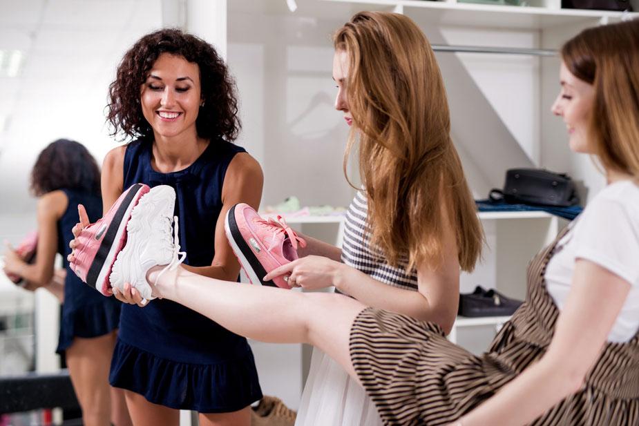 Welches Outfit passt zu welchen Schuhen