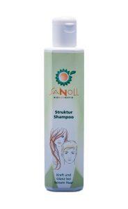 Sanoll Biokosmetik // Struktur Shampoo