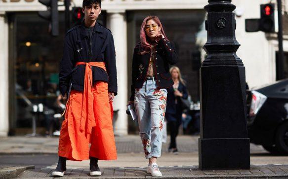 Sportlich-elegant oder bunt und verrückt – die Damen-Sneaker-Trends für den Sommer 2018