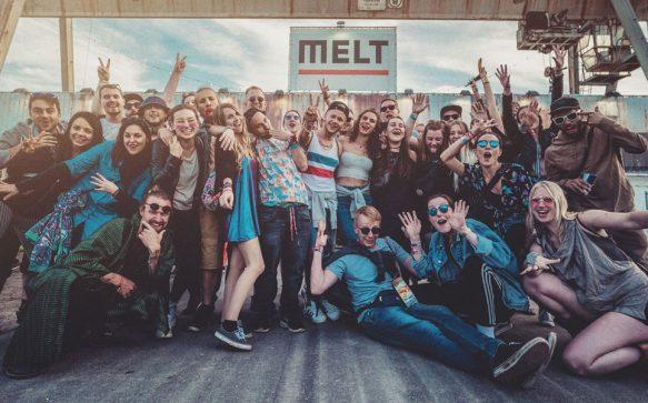 Gewinne deine Wochenendtickets fürs Melt Festival 2018!