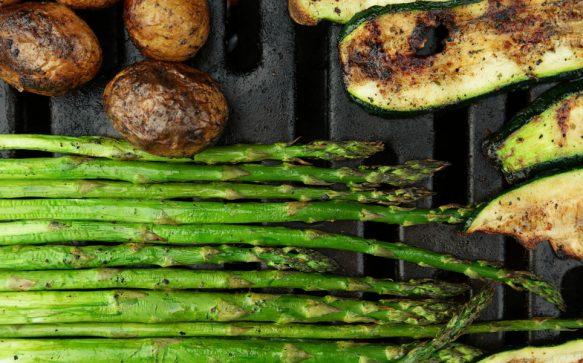 Leckere vegetarische Grill-Ideen  für den Mädelsabend