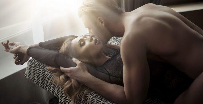 Chinesische Schlittenfahrt:  Diese Sexstellung verspricht Orgasmusgarantie