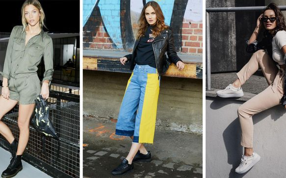 Power-Dressing:  Coole Looks für starke Frauen