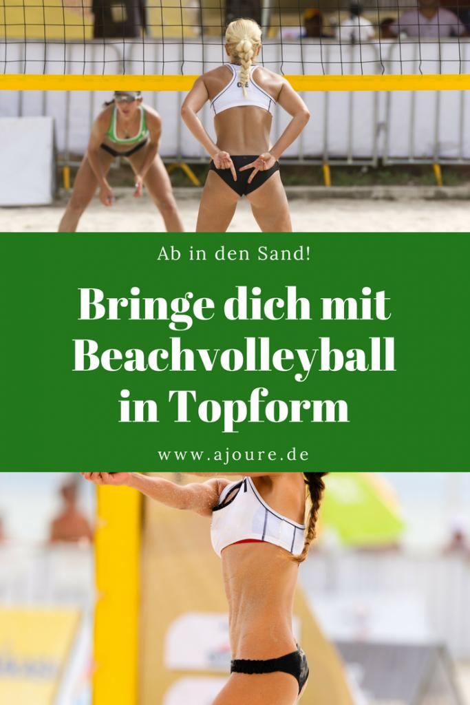 Beachvolleyball Pinterest