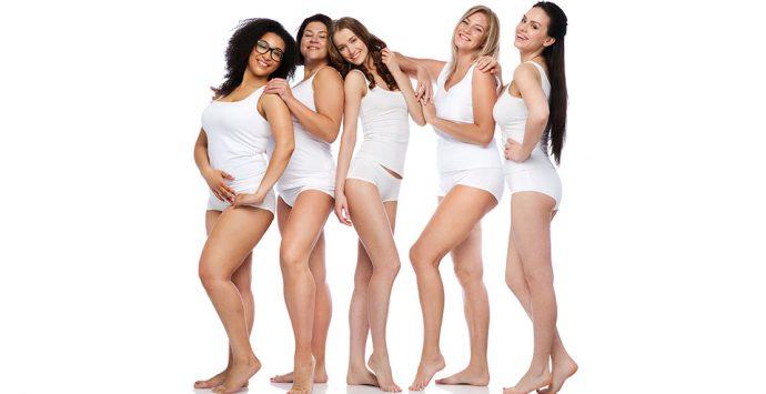 Wie die Body-Positivity-Bewegung das eigene Selbstbild verändern soll