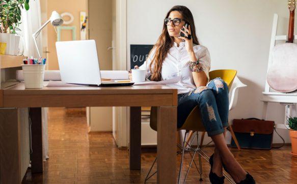 Home Office Knigge: So arbeitest du zuhause produktiv und diszipliniert
