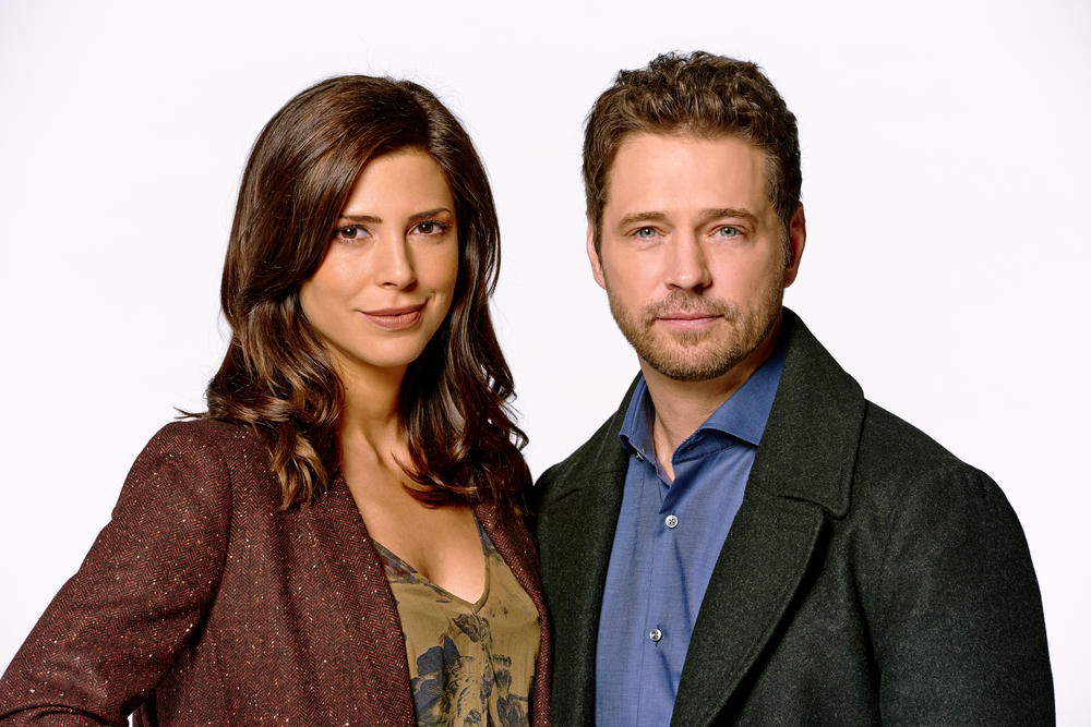 Jason Priestley Serie Private Eyes