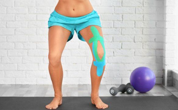 So können Kinesio-Tapes deine Verspannungen lösen und Schmerzen lindern