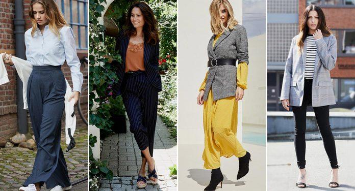 Business-Looks: Kleider machen (schlaue) Leute