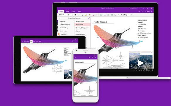 App of the Month:  OneNote – Organisiere dein Leben neu