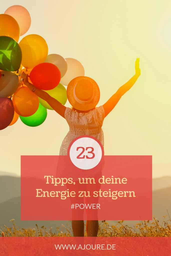 Pinterest Energie steigern