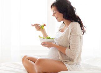 Die richtige Ernährung in der Schwangerschaft