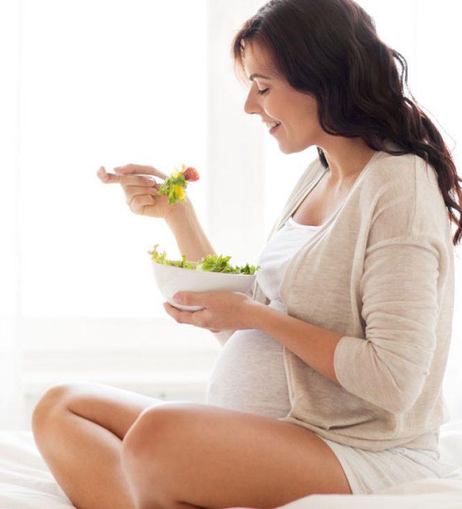 Die richtige Ernährung in der Schwangerschaft: Was darf ich essen?