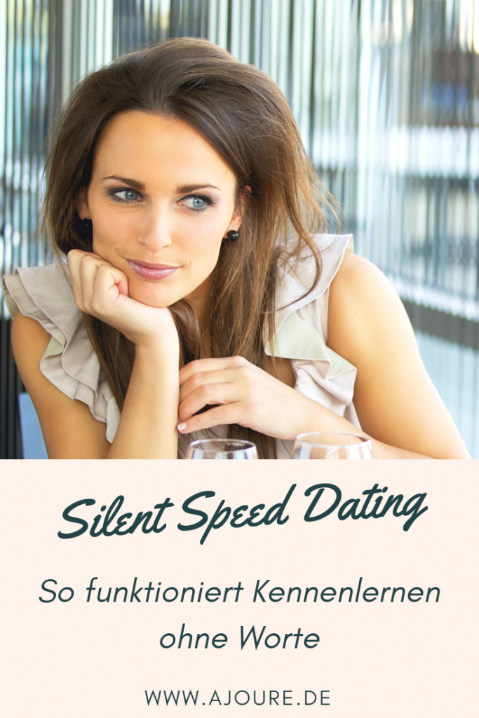 Silent Speed Dating