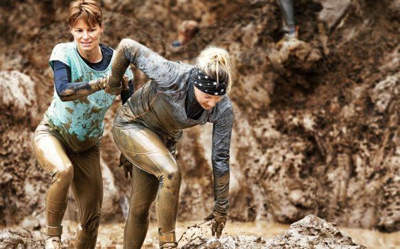 Deine  Challenge: So schaffst du deinen ersten Extrem-Hindernislauf