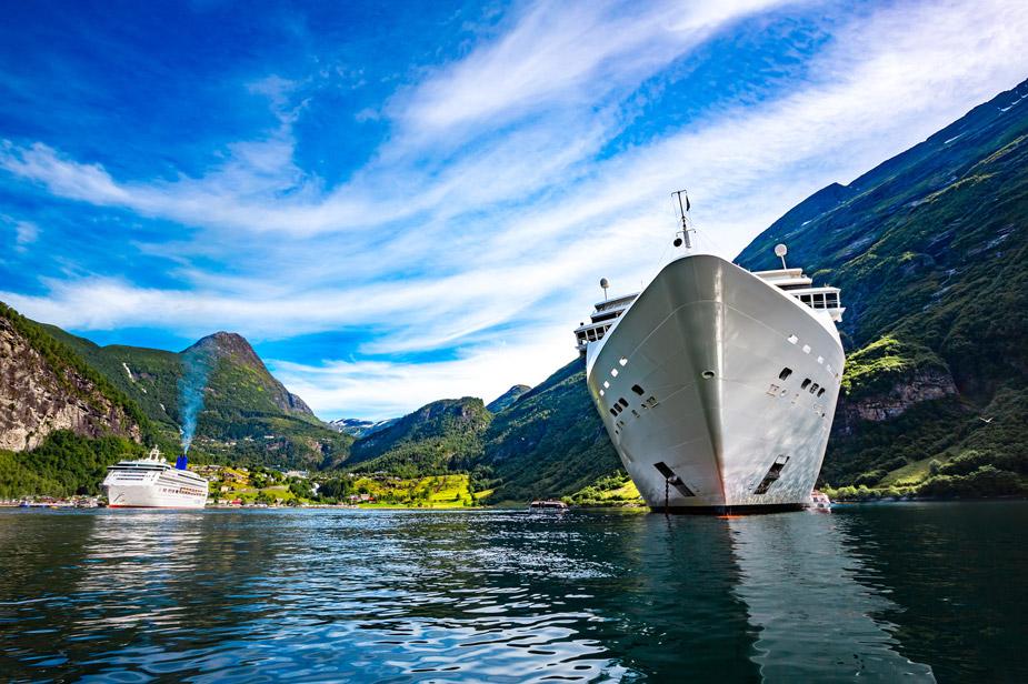 Kreuzfahrt Norwegen