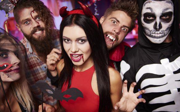 Schaurig-schöne Ideen für deine Halloween-Party
