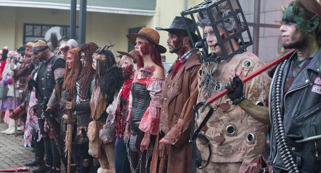 9 schaurig-schöne Halloween- Events in Deutschland