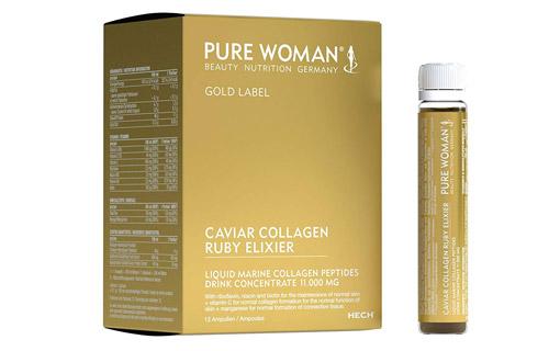 PureWoman® Caviar Collagen Ruby Elixier