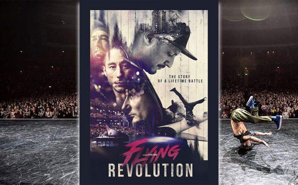 Gewinne zum Heimkinostart von FLYING REVOLUTION dein Fan-Paket!