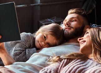Was macht eine glückliche Familie aus?