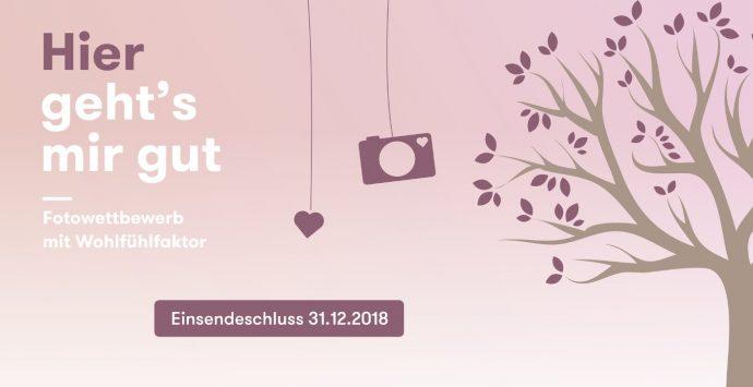 MONA – der Fotowettbewerb mit Wohlfühlfaktor