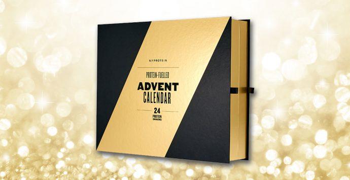 Gewinne einen Adventskalender von MYPROTEIN!