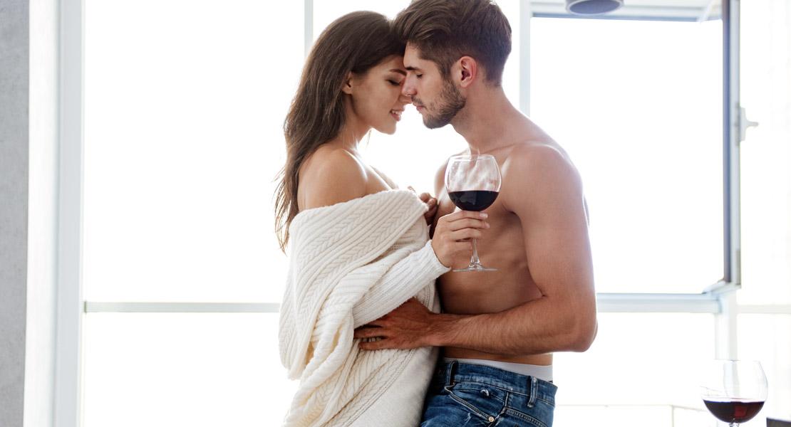 Sexuelle anziehung zwischen zwei menschen