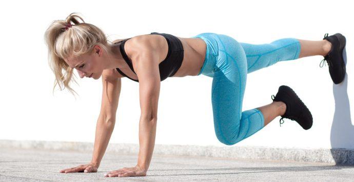 Wall Workout: Die besten Übungen  an der Wand